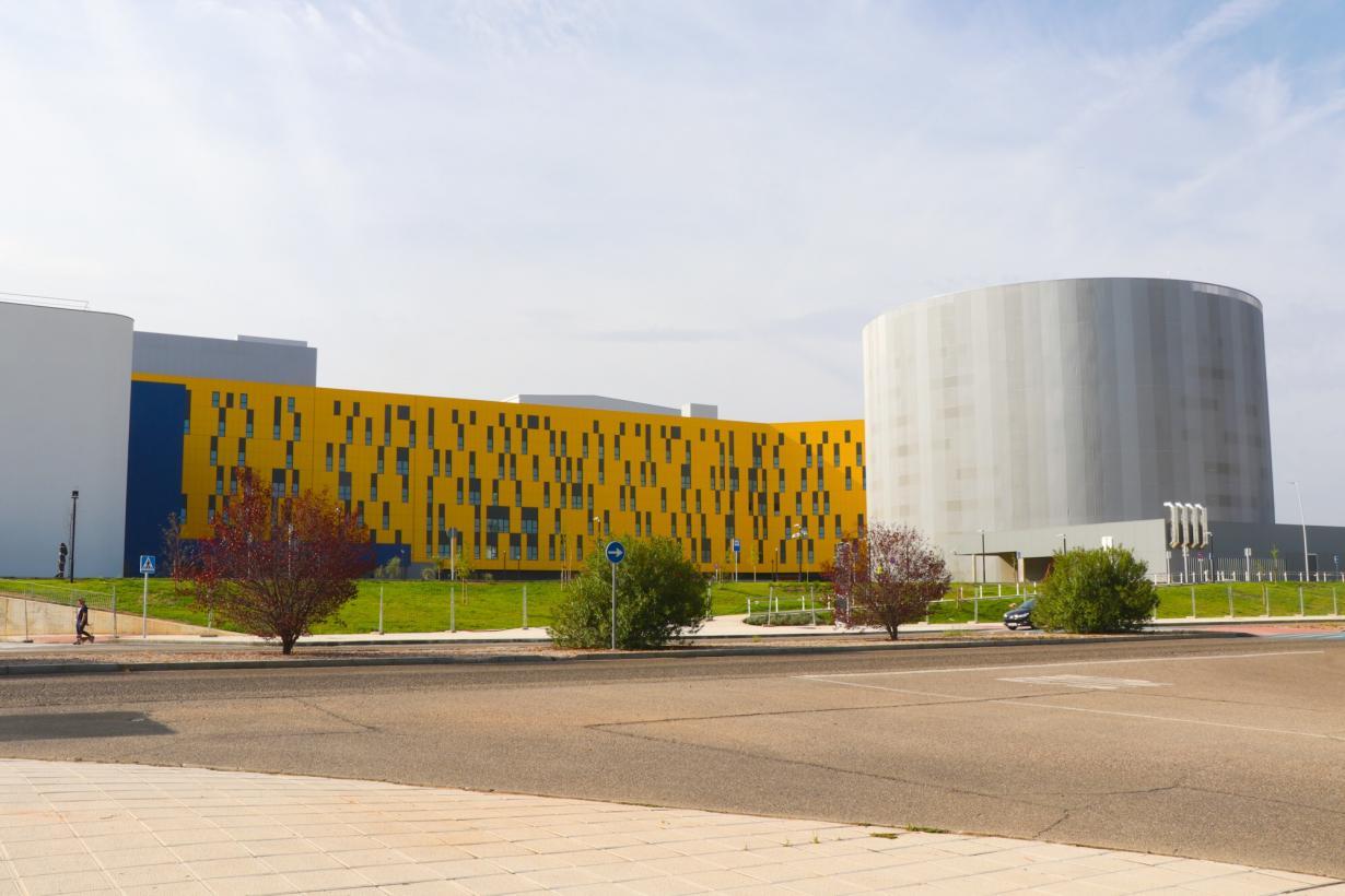 Más de 15 mil metros cúbicos de Morteros para construir el Hospital Universitario de Toledo